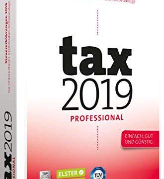 tax 2019 Professional für Steuerjahr 2018