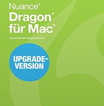 Nuance Dragon Professional Individual 6.0 für Mac – Upgrade von Dragon für Mac 4.0 oder 5.0 Download