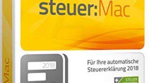 WISO steuer:Mac 2019  für Steuerjahr 2018