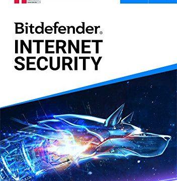 Inkl. VPN – Bitdefender Internet Security 2019 – 1 Jahr / 1 Gerät für PC