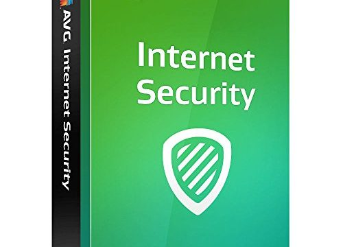 1 Jahre 1 PC – AVG Internet Security 2018 – OEM