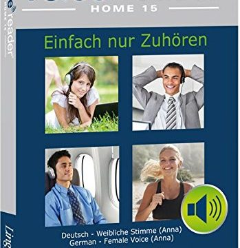 Voice Reader Home 15 Deutsch – weibliche Stimme Anna