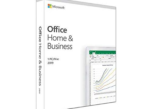 Microsoft Office Home und Business 2019|HOME AND BUSINESS 2019|1|lifetime|PC|Download|Download