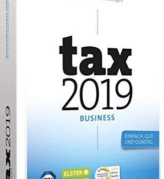 tax 2019 Business für Steuerjahr 2018|2019|1|1|PC|Disc|Disc