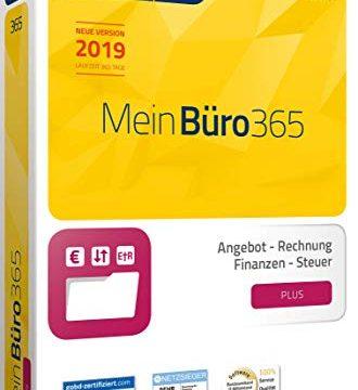 WISO Mein Büro 365 2019 Plus