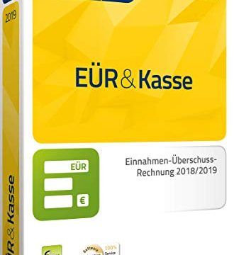WISO EÜR & Kasse 2019|2019|1|1|PC|Disc|Disc