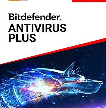 2 Jahre / 1 Gerät für PC – Inkl. VPN – Bitdefender Antivirus Plus 2019