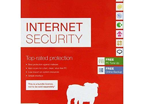 BullGuard Internet Security 2017 12 Monate, 3 Benutzer – Leistungsstarker, mit Bestnoten ausgezeichneter Online-Schutz