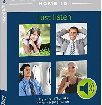 Voice Reader Home 15 Französisch – männliche Stimme Thomas