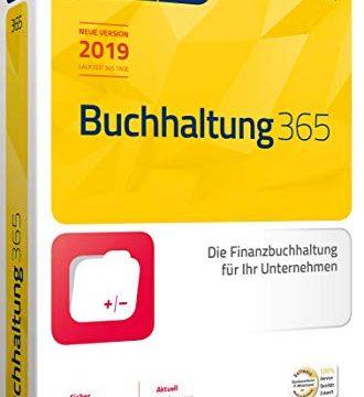 WISO Buchhaltung 365 aktuelle Version 2019 Zeitsparend, rechtskonform und professionell
