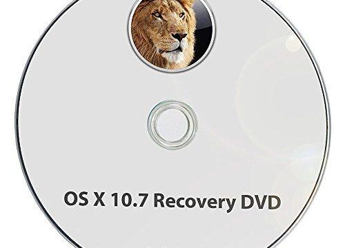 Apple Lion Software DVD