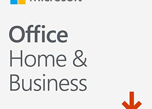Microsoft Office 2019 Home & Business multilingual | 1 PC Windows 10 /Mac | Dauerlizenz | Download