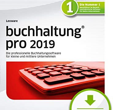 buchhaltung 2019 | Pro | PC | PC Aktivierungscode per Email