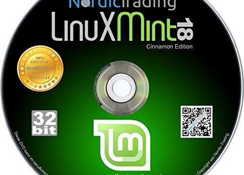 Linux Mint 18 Cinnamon 32bit DVD neueste Version