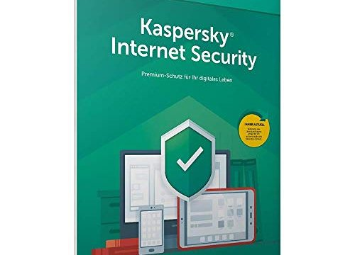 Kaspersky Internet Security 2019 | 5 Geräte | 1 Jahr I Download I E-Ma