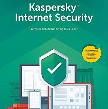 Kaspersky Internet Security 2019 | 3 Geräte | 2 Jahre I Download I E-Mail
