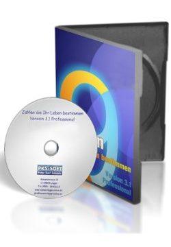 Numerologie – Programm Zahlen die Ihr Leben bestimmen Version 3.1 Professional