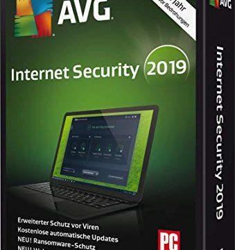 1 PC / 1 Jahr|2019|1 PC / 1 Jahr|12 Monate|PC, Laptop|Download|Download – AVG Internet Security 2019