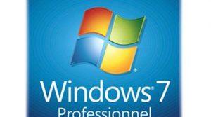 Windows 7 Professional 64 Bit OEM französisch