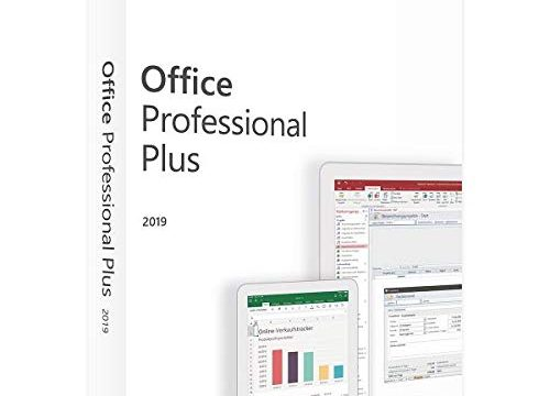 Office 2019 Professional Plus Produktschlüssel per Post/E-Mail setup.office.com funktioniert nur unter Windows 10