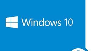 Microsoft Sof MS Win 10 Home FR 32Bit, french