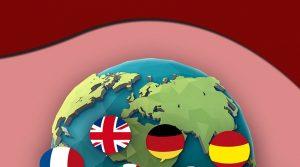 Übersetzungen in 8 Weltsprachen! Windows 10|8|7 Online Code – Power Translator 17 Professional