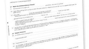 Avery Zweckform 2877e Arbeitsvertrag gewerbliche Arbeitnehmer Word-Download Mac