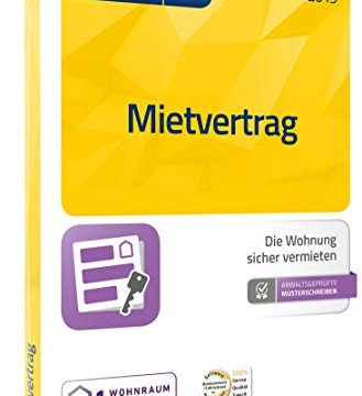 WISO Mietvertag 2019 | Standard | PC | PC Aktivierungscode per Email