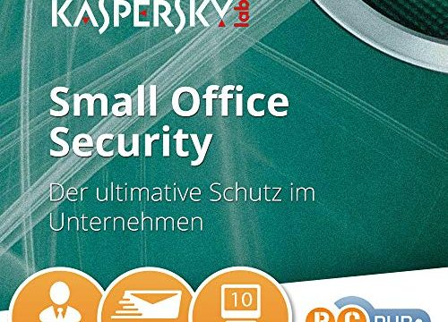 Kaspersky Small Office Security 10 PC / 10 Mobile / 1 Server – 1 Jahr