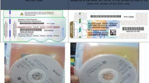 Systembuilder Windows 7 Home Premium SP1 64-bit 1pk DSP OEI DVD