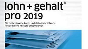 Lexware lohn+gehalt pro 2019 Download Jahresversion 365-Tage