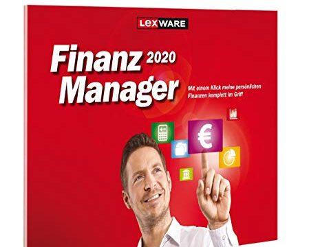 Lexware FinanzManager 2020 in frustfreier Verpackung Einfache Buchhaltungs-Software für private Finanzen und Wertpapier-Handel Kompatibel mit Windows 7 oder aktueller