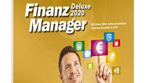 Lexware FinanzManager Deluxe 2020|in frustfreier Verpackung|Einfache Buchhaltungs-Software für private Finanzen und Wertpapier-Handel|Kompatibel mit Windows 7 oder aktueller