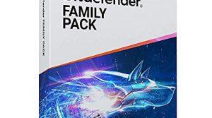 1 Jahr / 365 Tage Windows PC, macOS, Android & iOS – Bitdefender Family Pack 2020 – Aktivierungscode & Installationsanleitung bumps packaged – Schützt bis zu 15 Geräte