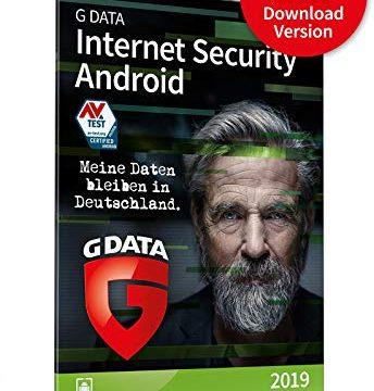 1 Jahr | Trust in German Sicherheit | Aktivierungscode per Email – G DATA Internet Security Android | Download | 5 Android