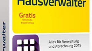 WISO Hausverwalter 2020 Start – Modernes Mieter-Management für bis zu 10 Wohnungen WISO Immobilien Software