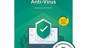 Kaspersky Anti-Virus 2019 Standard | 1 Gerät | 1 Jahr | Windows | Online-Code | Download