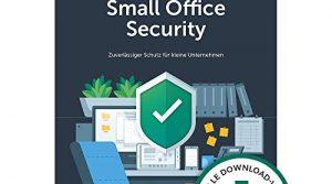 Kaspersky Small Office Security 6 Standard | 8 Geräte 8 Mobil 1 Server | 1 Jahr | Windows/Mac/Android/WinServer | für kleine Unternehmen | Standard | PC/Mac | Aktivierungscode per Email