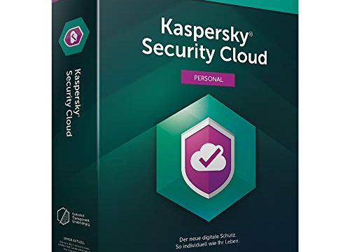 Kaspersky Security Cloud – Personal Edition | 5 Geräte | 1 Jahr | Box | Download
