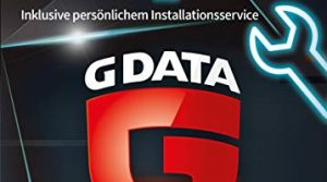 G DATA Internet Security Service | Download | 1 PC  – 1 Jahr + Installationsservice | 1 Benutzer | 12 Monate | PC Aktivierungscode per Email