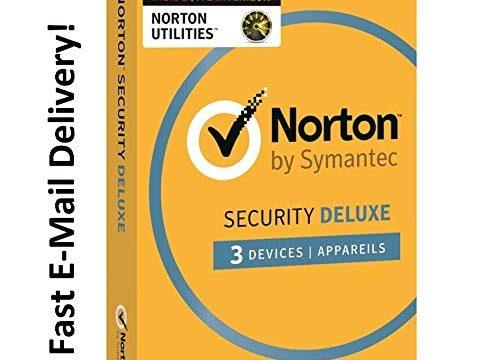 boniert 1 Jahr – Norton Security Deluxe 3 Geräte