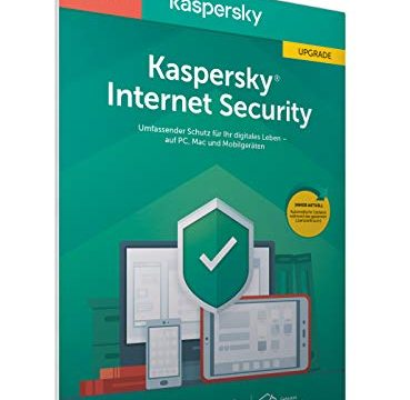 Kaspersky Internet Security 3 Geräte Upgrade Code in a Box FFP