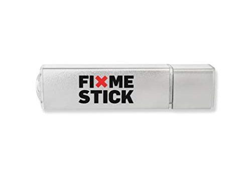 FixMeStick für Mac® – Virus-Entfernungsgerät – Unbegrenzte Nutzung an bis zu 3 Macs für 1 Jahr