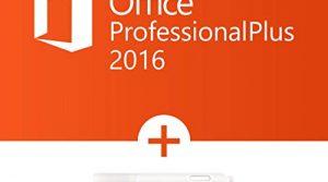 MS Office Professional Plus 2016 32 Bit+64 Bit mit USB Stick, Lizenz-Key, Produktschlüssel mit einer Anleitung von SWU Softwareunion