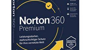 NORTON 360 PREMIUM *10-Geräte / 1-Jahr* inkl. 75GB