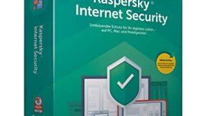 Kaspersky Internet Security 2020 Upgrade | 5 Geräte | 1 Jahr | Windows/Mac/Android | Aktivierungscode in Standardverpackung