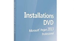 Microsoft® Project 2013 Professional inkl. Tralion-DVD, inkl. Lizenzdokumente, Audit-Sicher