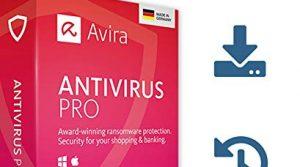 Avira Antivirus Pro 2019 – 2020 | 3 Geräte – 1 Jahr | von SerialCart