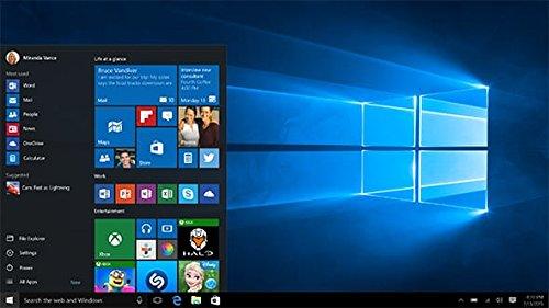 Microsoft Sof MS Win 10 Home IT 64Bit 64Bit, italian