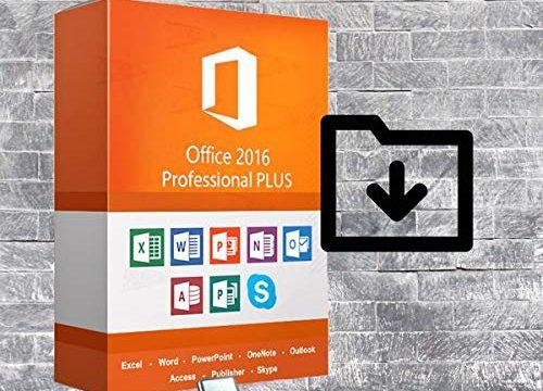MS Office Professional Plus 2016 Lizenz-Key mit vollautomatischer Lizenz-Versand vorab per Email innerhalb von 1-2 Stunden inkl Sa So garantiert